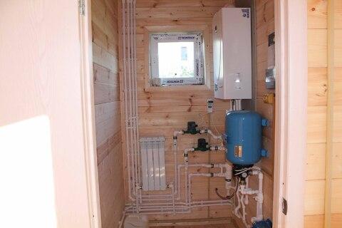 Дом из бруса 140 м2 под ключ, Газ - Фото 5