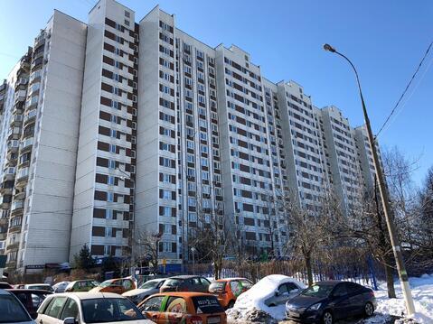 2 комнатная кв-ра м. Борисово, ул. Борисовские пруды, д10к1 - Фото 1