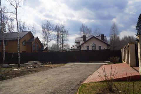 """Продам участок 23 соток в кп """"Борки"""" в 28 км от МКАД около д.Борки, по . - Фото 1"""