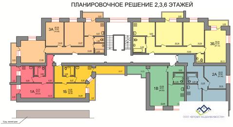 Продам квартиру Каслинская 97стр , эт, 38 кв.м, цена 1730 т.р. - Фото 2