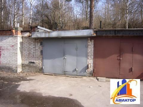 Продается отапливаемый гараж 23 кв.м в Выборге