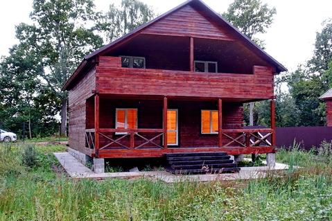 Продается дом в деревне рядом с лесом, 87 км от МКАД по Ярославскому ш - Фото 1
