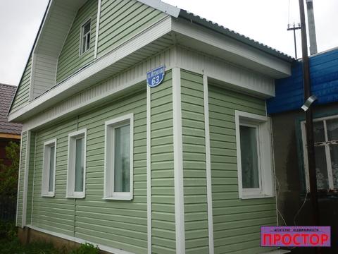 Дом 50 кв.м 8 сот. земли - Фото 2