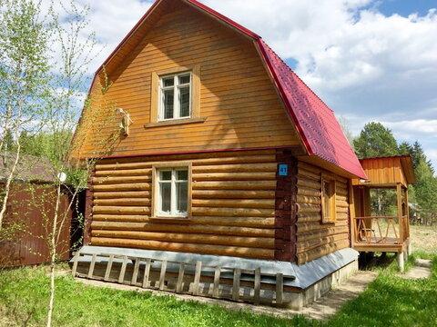Дом 80 кв.м. в Рузском районе - Фото 1