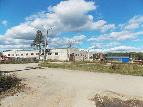 Земля пром назначения на территории производственной базы в Иваново - Фото 1
