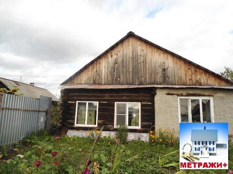 Часть дома в Камышлове, ул. Павлика Морозова, 22 - Фото 2