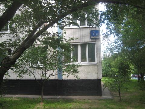 Комната10м с лоджией в 3 комн.кв.ул.Паромная д.7, к.3, 3/14п, - Фото 2