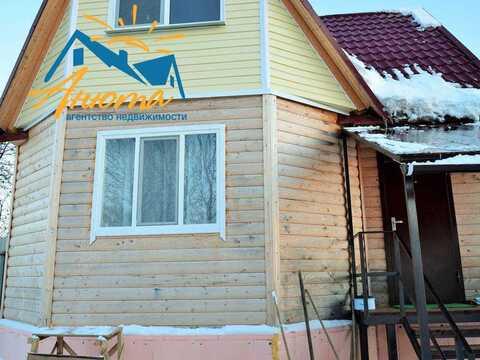 Продается деревянный дом в селе Ворсино Калужской области - Фото 4