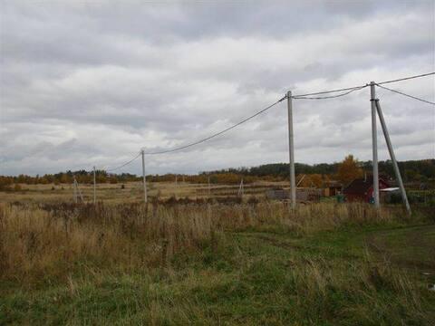 Земельный участок в деревне - Фото 1