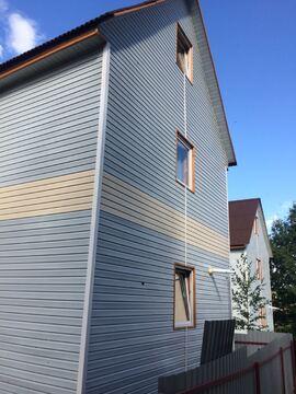 Купить дом из бруса в Чеховском районе г. Чехов, ул. Маркова - Фото 2