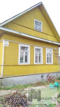 Продам дом в п. Тайцы -50 кв.м. на участке 8 сот. - Фото 1