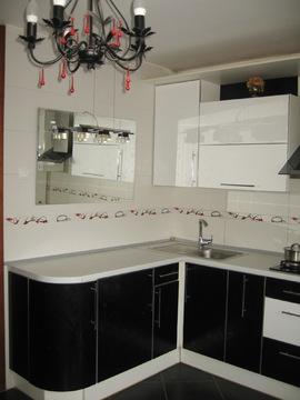 Хорошая 3 комнатная квартира в кирпичном доме с ремонтом и мебелью - Фото 1
