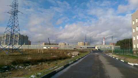 Участок 4 Га на 1-й линии Киевского шоссе в Апрелевке для бизнеса - Фото 1