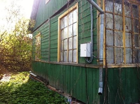 Дачный участок 13 соток с домиком 60 м.кв. в п. Бабаево, Рузский район - Фото 3