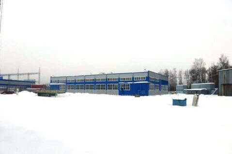 Продажа производственно-складского комплекса 7000 м2 в Ногинске - Фото 4
