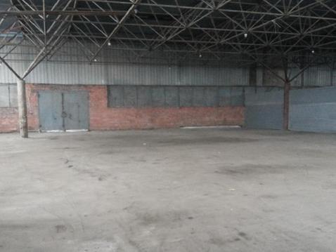Сдается в аренду холодный склад, 738 м2 в пос.Дружный - Фото 1