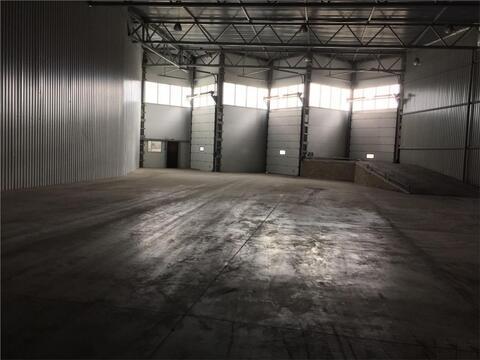 Новый теплый склад площадью 2278 кв.м. Ул.Российская, р-н Ленты, - Фото 3