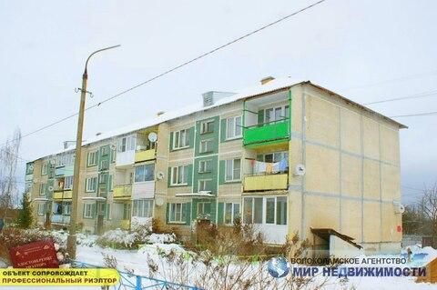 Двухкомнтаная квартира в селе Теряево Волоколамского района - Фото 3