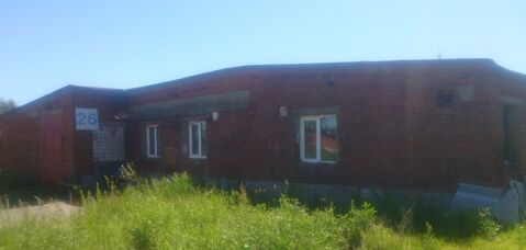 Сдам, индустриальная недвижимость, 1500.0 кв.м, область, 1 Мая ., Аренда склада в Нижнем Новгороде, ID объекта - 900232184 - Фото 1