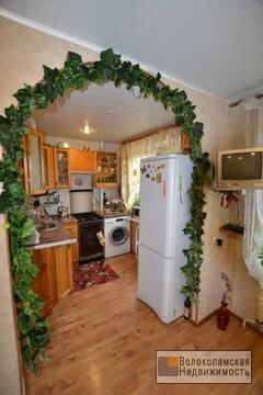 Четырехкомнатная квартира в г.Волоколамске, по адресу: ул.Свободы д.13 - Фото 2