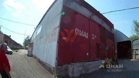 Аренда склада, Нижний Новгород, Ул. Вторчермета - Фото 1