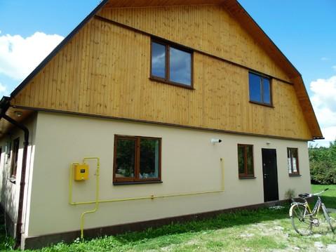 Дом из пеноблока 240 м2 на участке 17соток г. Белоусово - Фото 3