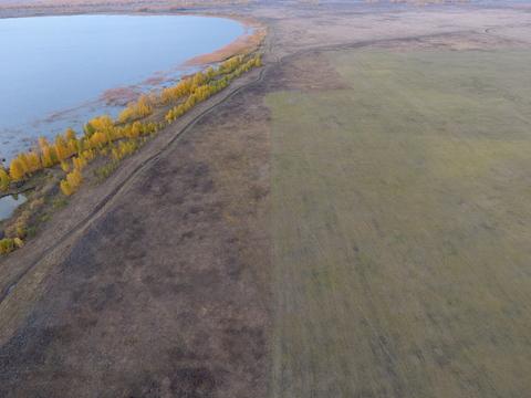 Земельный уч-к 175га с/х возле озера, Кунашакский район - Фото 2