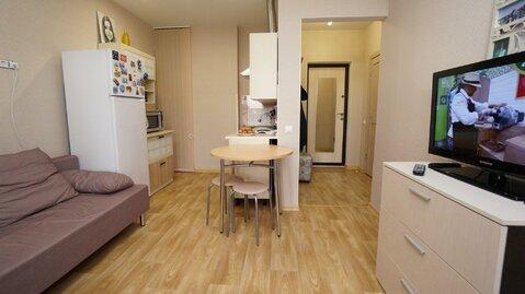 Купить квартиру-студию с ремонтом и мебелью в Южном районе. - Фото 3