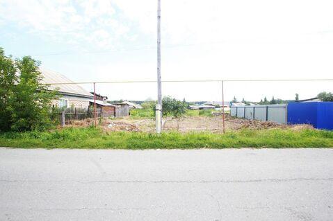 Земельный участок 11 соток - Фото 1