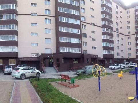 Продажа однокомнатной квартиры на улице Строителей, 70 в Благовещенске, Купить квартиру в Благовещенске по недорогой цене, ID объекта - 319714867 - Фото 1