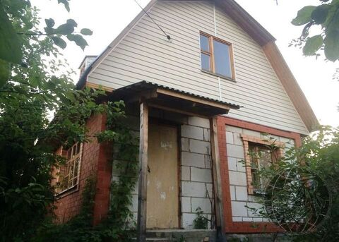 Дом в газифицированном СНТ Сертякино, г.о. Подольск, Климовск - Фото 2