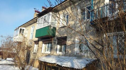 Продажа квартиры, Дзержинск, Иркутский район, Переулок Парковый - Фото 1