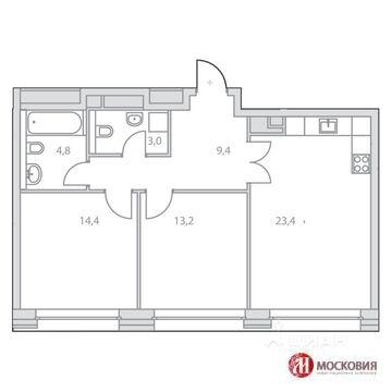 Продажа 2 комнатной квартиры в ЗАО