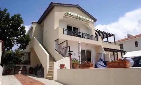 Отличная полу-отдельная двухкомнатная квартира в пригороде Пафоса - Фото 2
