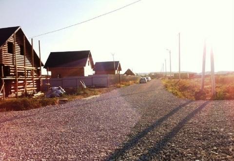 Продается земельный участок, Большое Петровское, 8 сот - Фото 1