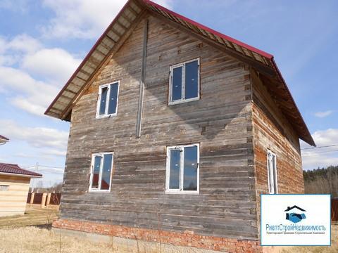 Дом в пгт Тучково, ИЖС, газ, вода - Фото 1
