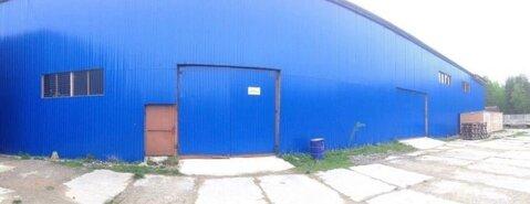 Сдается помещение свободного назначения 500 кв. м. на закрытой террито - Фото 1