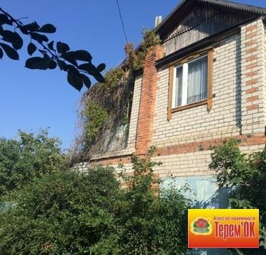 Двухэтажная кирпичная дача, СНТ Елочка 1 - Фото 3