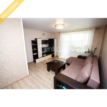 2 770 000 Руб., Продается трехкомнатная квартира по Лыжная, д. 22, Купить квартиру в Петрозаводске по недорогой цене, ID объекта - 319214499 - Фото 1