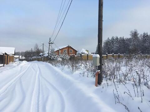 Продажа участка, Каргашиново, Чеховский район - Фото 2