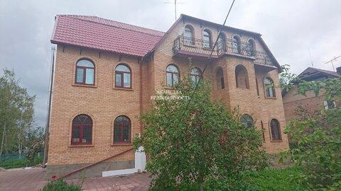 Жилой дом в черте г. Дедовска! - Фото 1
