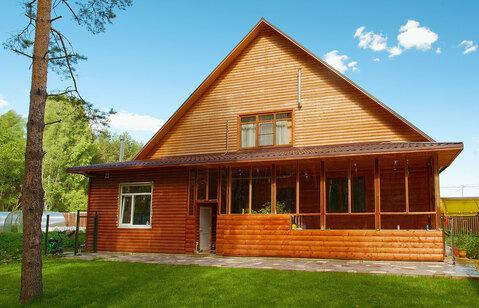 Современный загородный дом в живописном уголке Ярославского района - Фото 1