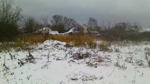 Участок 4 сот. , Можайское ш, 42 км. от МКАД. Кубинка - Фото 4