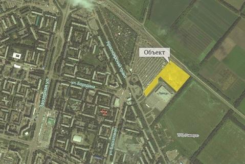 Зу 48 521 кв.м для строительства объектов торговли и сервиса