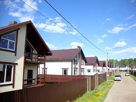 Продаётся новый дом 159 кв.м в пос. Подосинки - 35 км. от МКАД по Д. - Фото 1