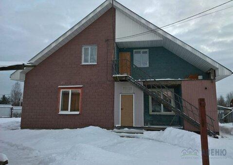 Двухэтажный дом общей площадью 240 кв.м на участке 15 соток в селе . - Фото 2