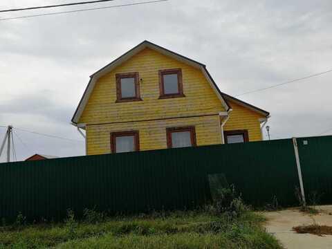 Дом 95 кв.м, Чеховский район сп Баранцевское д.Бавыкино - Фото 3