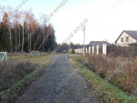 Волоколамское ш. 26 км от МКАД, Нефедьево, Участок 6 сот. - Фото 4