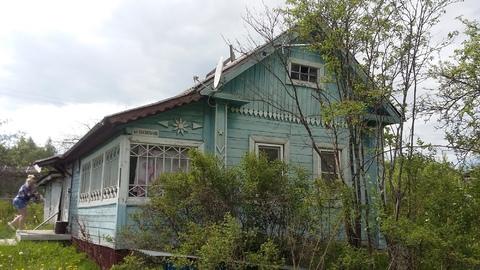 Продается два дома на участке 14 соток г. Краснозаводск - Фото 1