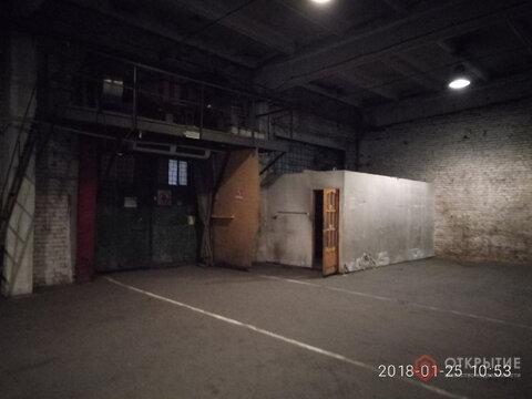 Склад с пандусом и разгрузочной площадью (640кв.м) - Фото 2